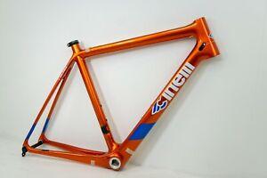 NEW Cinelli Veltrix Rim Brake Frame Orange M RRP£1049.99 Carbon Road Gravel