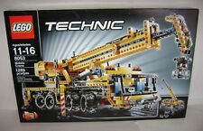 NEW 8053 Lego TECHNIC Mobile Crane & Harbor Crane 2 in 1 Building Toy RETIRED A