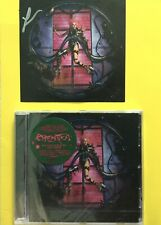 Lady Gaga Chromatica SIGNED CARD (Y) & STANDARD CD  **SEALED/SOLD OUT**