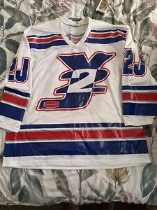 chris jericho Y2j Hockey Jersey