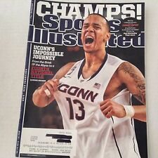 Sports Illustrated Magazine Uconn's Impossible Journey April 14 2014 062017nonrh