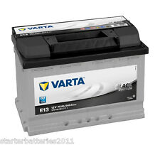 RENAULT, ROVER, MG, SAAB NISSAN OEM Replacement Car Battery - TYPE 096 VARTA E13