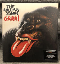 ROLLING STONES Grrr! Greatest Hits 5 LP Box Set Limited Edition NEW Sealed