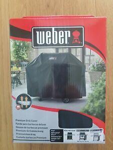 NEU & OVP Original Weber Grill Abdeckhaube PREMIUM für Weber Grill Genesis II/LX