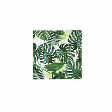 20 x Palm Tree Cocktail Napkins Canape Drinks Size Tropical Hawaiian Party Theme