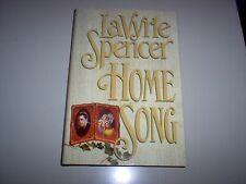 """Home Song"" by Lavyrle Spencer-Hardback"