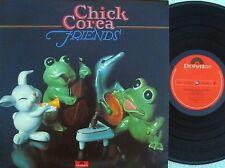 Chick Corea ORIG OZ LP Friends NM '79 Jazz Post Bop Polydor 2391366