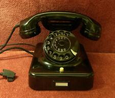 Jubiläum! 60! Telefon W48 Telephone Bakelit  Fernsprecher MT W48 03.1961