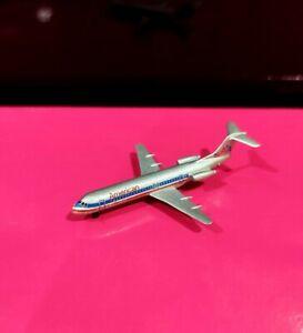 Schabak 940/29 1:600 American Airlines Fokker 100 Jet model air plane*No Box