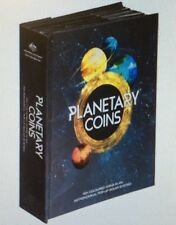 2017  - planetary coins folder - full set