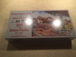 Stone Creek Puzzle By William A.S Kreitz