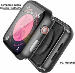 Full Protective Cover Case / Screen Protector for Apple Watch Series 3/4/5/6/SE