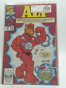 ALF #32 1990 Marvel VF Free Shipping