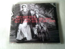 THE PET SHOP BOYS - I DON'T KNOW WHAT YOU WANT BUT I CAN'T GIVE IT ANYMORE - CD