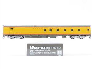 HO Walthers Proto 920-9551 UP 85' Baggage-Dormitory Passenger #6006 - Custom