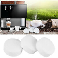 20/50pcs Clean Effervescent Tablets For Fully/semi-automatic Coffee Machines