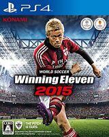 World Soccer Winning Eleven 2015 [PlayStation 4]