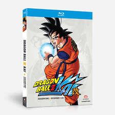 Dragon Ball Z Kai: Season One (BD, 2012, 4-Disc Set)