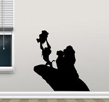 Lion King Wall Decal Simba Timon Pumbaa Nursery Poster Vinyl Sticker Decor 75hor