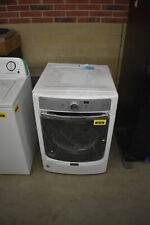"Maytag Mgd8200Fw 27"" White Front Load Gas Dryer Nob #38196 Clw"