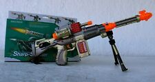 """20""""  Long- Light Up Combat  Rifle Toy Battery Operated with Military Sound"""