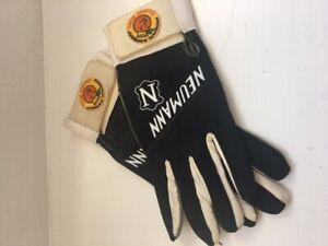 Nebraska Cornhuskers Barron Miles Orange Bowl Game Worn Gloves