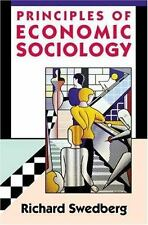Principles of Economic Sociology-ExLibrary