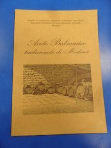aceto balsamico tradizionale di modena camera di commercio consorzio produttori