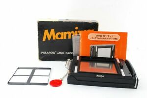 Mamiya Polaroid Film Holder Model 2 for RB67 S SD Japan [Exc+++++]