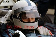 John Surtees Brook Bond Oxo Team Surtees F1 Portrait 1971 Photograph