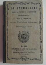 La Mythologie a la portée de la jeunesse  G Beleze 1882