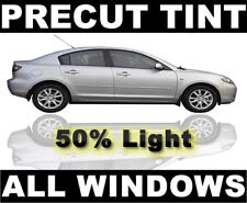 Toyota Tundra Crew Max 2007-2015 PreCut Window Tint -Light 50% VLT Film