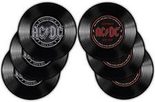 Untersetzer Set 6 teilig AC/DC Logo   301509 #