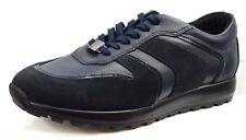VERSACE COLLECTION V400C calzado para hombres nuevo tamaño de Reino Unido 9 (BQ3)
