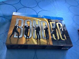 23x Bluray Sammlung James Bond 007 Bond 50: Die James Bond Jubiläums-Collection