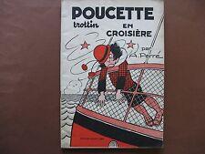 POUCETTE TROTTIN EN CROISIERE (1952)