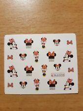 Nagel Sticker * Water * Wraps  * NailArt *  Wassersticker * Mickey Mouse *