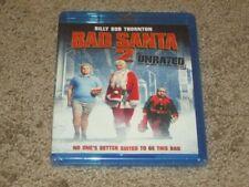Bad Santa 2 (Blu-ray Disc, 2017 - Unrated)