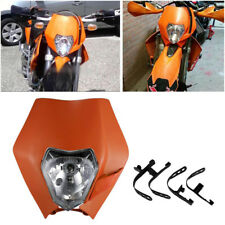 Motorcycle Headlight Lamp Street Fighter Fit For KTM EXC XCF XCW SX SXF 250/450
