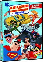 La ligue des justiciers COFF DVD NEUF SOUS BLISTER Batman Superman Wonder Woman