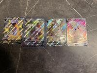 Pokemon TCG: Shining Fates Full Art Shiny V Card Lot NM PACK FRESH