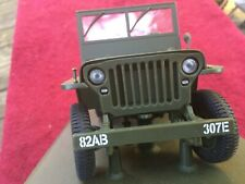 Gate - Willys Jeep Diecast Car 1:18 Scale - with stand