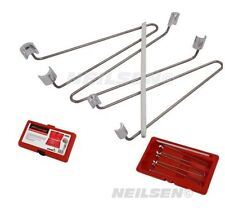 Neilsen 4PC Valve Collet Keeper Installation Kit Pick-up Tool Set Magnetic 3599*