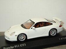 Porsche 911 996 GT3 2003 - Minichamps 1:43 in Box *30588