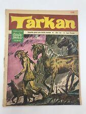 TARKAN #50 - Foreign Comic Book - 1970s 70s - ULTRA RARE - 4.5 VG+