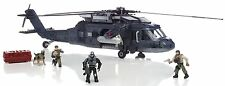 CALL OF DUTY Mega Bloks WAR HELICOPTER Military Lego-type Large Building Set 12+