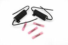 2LED Light Load Resistors Ballasts Indicators Trailer/lamp Fast flashing 12 volt