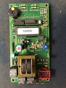 adc137110 phase 4 dryer control board refurbished