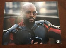 Will Smith Suicide Squad Autographed Auto Signed 11x14 Photo Global COA GA