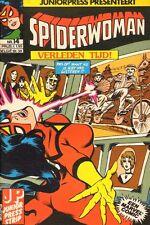 SPIDERWOMAN 14 - VERLEDEN TIJD  (1983)